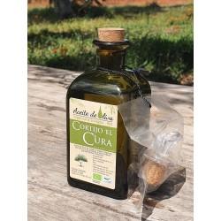Aceite de oliva virgen extra ecologico Cortijo El Cura bot 0,25 litros