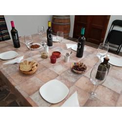 Degustación 1 visitas a Eco-Bodega Cortijo El Cura