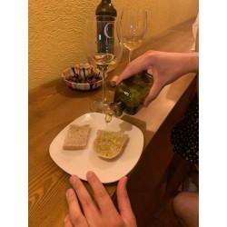 Degustación de aceite de oliva virgen extra ecológico de Cortijo El Cura Eco-Bodega
