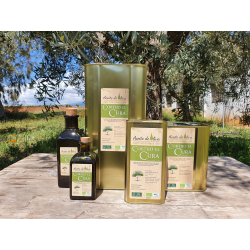 Aceite de oliva virgen extra Cortijo El cura Eco-Bodega