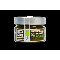 Mermelada eco de calabacín tarro cristal 150 gr.