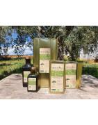 Aceite de oliva virgen extra ecológico de La Alpujarra Almería Andalucía