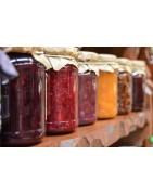 Jam, pates and sauces